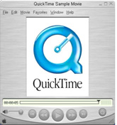 Image of QuickTime player